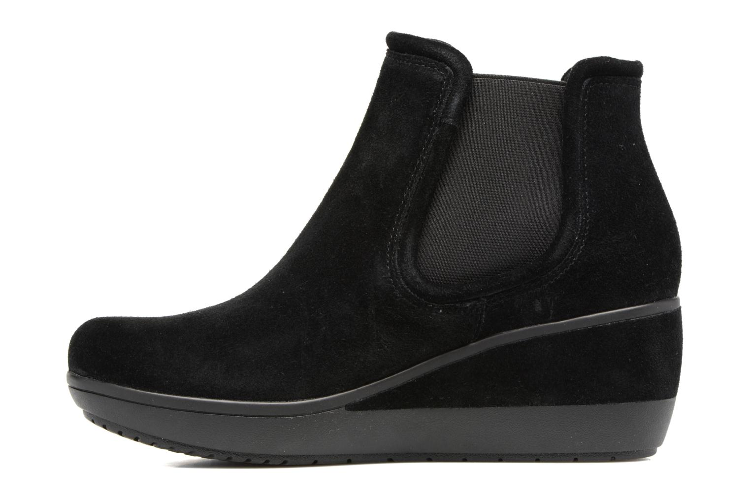 Ankle boots Clarks Wynnmere Mara Black front view