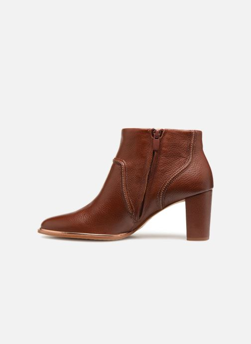 Betty Tan Et Ellis Leather Boots Clarks Bottines xBedCor