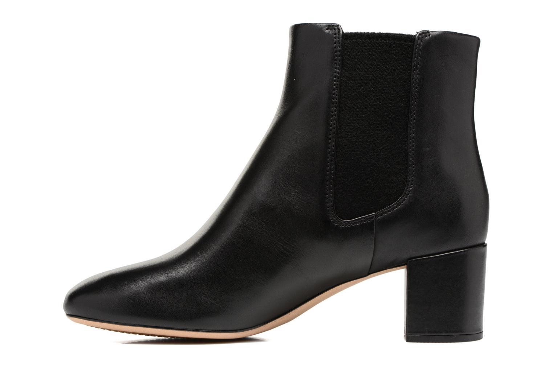 Bottines et boots Clarks Orabella Anna Noir vue face