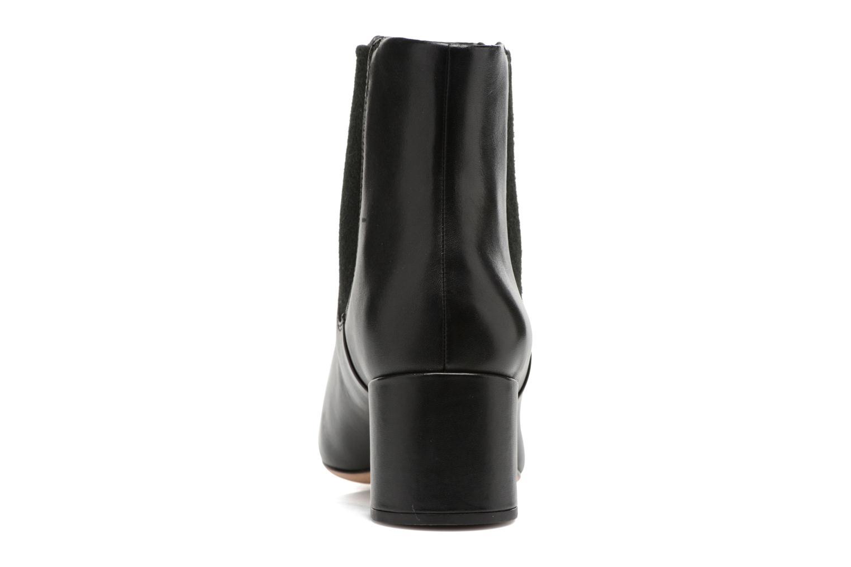 Bottines et boots Clarks Orabella Anna Noir vue droite