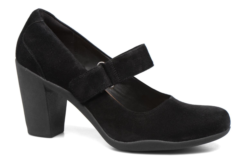 Zapatos de tacón Clarks Adya Clara Negro vista de detalle / par