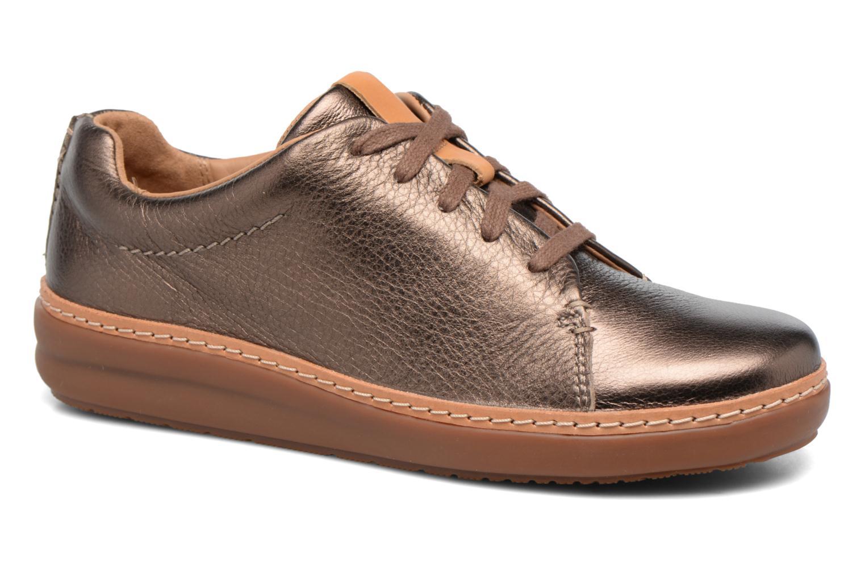Clarks Amberlee Crest (Marron) - Baskets en Más cómodo Dernières chaussures discount pour hommes et femmes
