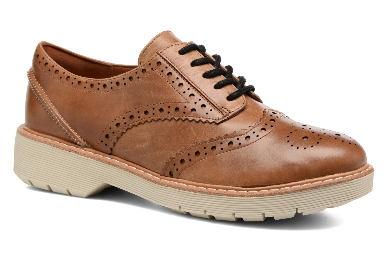 Clarks Echo Sarenza À Chaussures marron Chez Lacets Witcombe rSf80q5wxr
