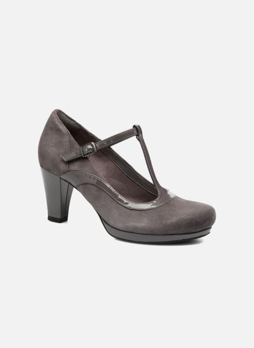 Schuhe Clarks CHORUS PITCH Pumps dark grey