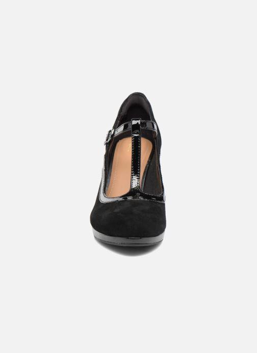 Escarpins Clarks Chorus Pitch Noir vue portées chaussures