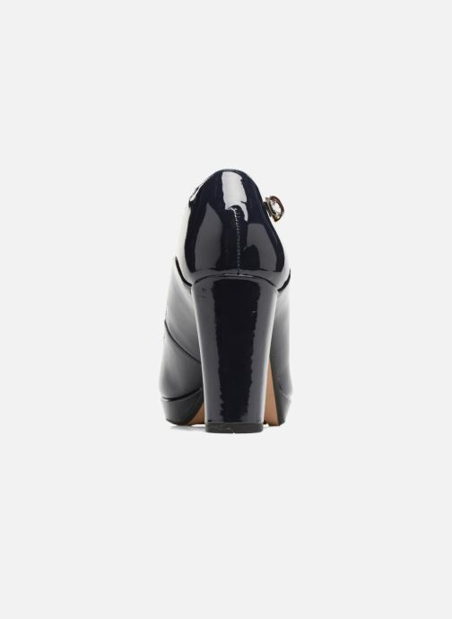 High heels Clarks Kendra Daisy Black view from the right