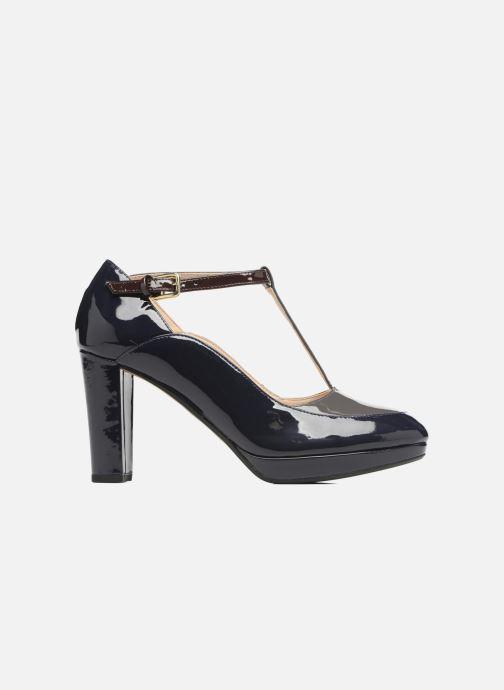 High heels Clarks Kendra Daisy Black back view