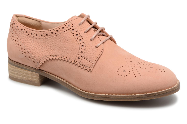 Recortes de descuento precios estacionales, beneficios de descuento de  Clarks Netley Rose (Rosa) - Zapatos con cordones en Más cómodo be6797