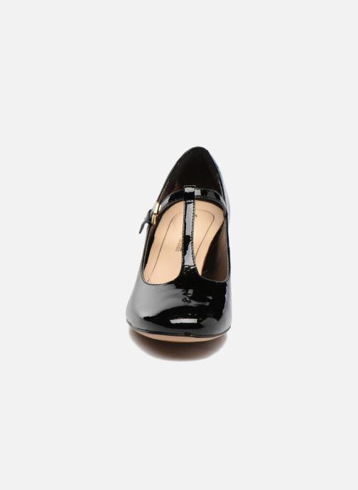 Escarpins Clarks Orabella Fern Noir vue portées chaussures