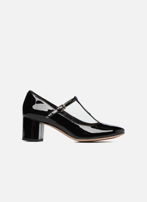 High heels Clarks Orabella Fern Black back view
