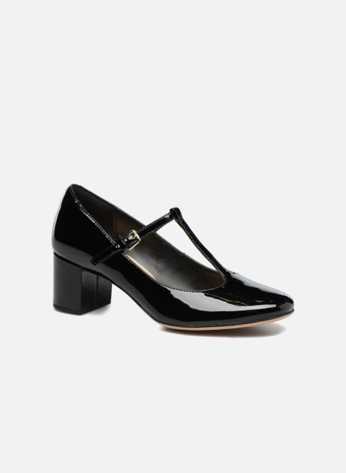 High heels Clarks Orabella Fern Black detailed view/ Pair view