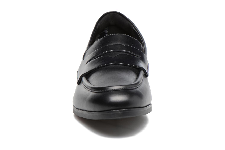 Mocassins Clarks Tilmont Zoe Noir vue portées chaussures