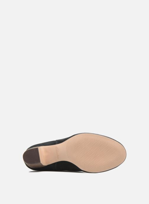 Spiced Black Black Clarks Flame Clarks Suede Flame Spiced Suede dAZxq0X
