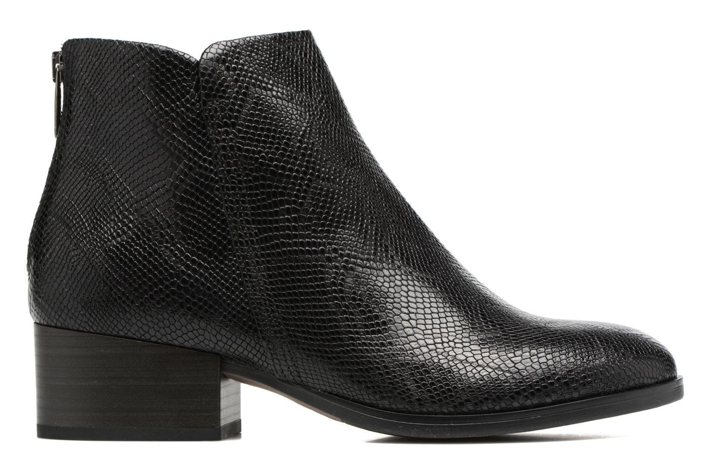 Bottines et boots Clarks Elvina Down Noir vue derrière