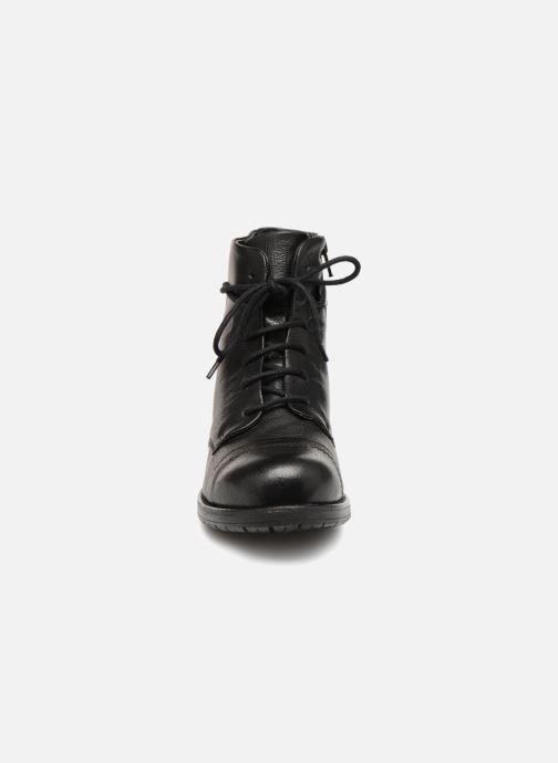 Boots en enkellaarsjes Clarks Adelia Stone Zwart model