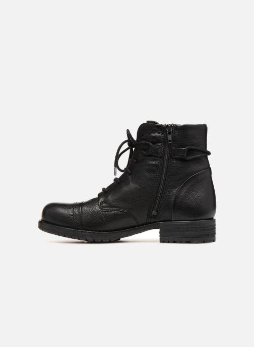 Boots en enkellaarsjes Clarks Adelia Stone Zwart voorkant