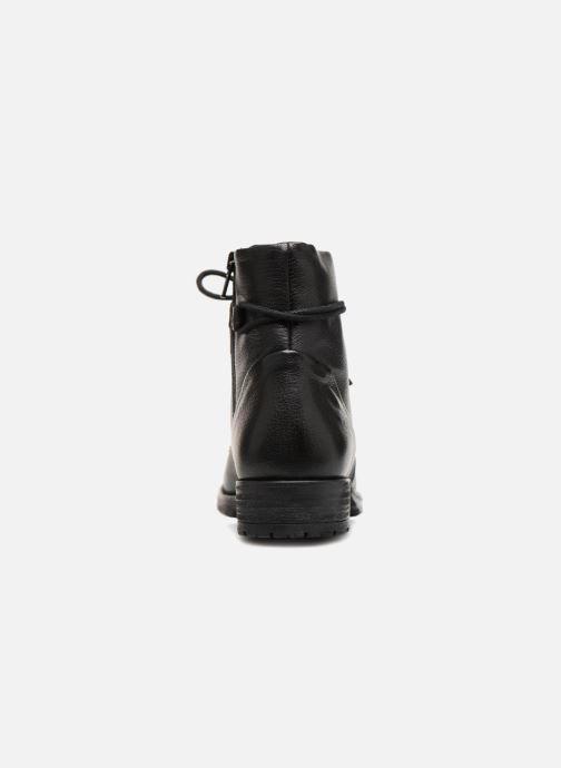 Boots en enkellaarsjes Clarks Adelia Stone Zwart rechts
