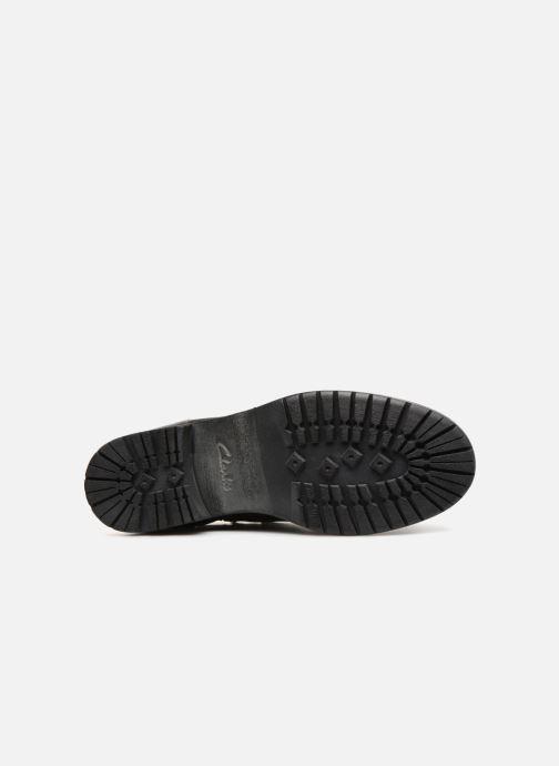 Boots en enkellaarsjes Clarks Adelia Stone Zwart boven
