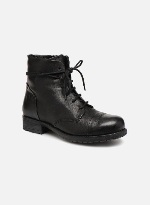 Boots en enkellaarsjes Clarks Adelia Stone Zwart detail