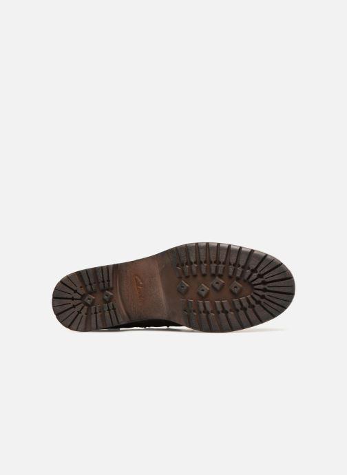 Bottines et boots Clarks Adelia Stone Marron vue haut