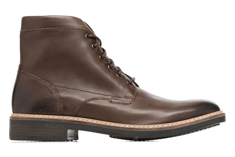 Bottines et boots Clarks Blackford Hi Marron vue derrière