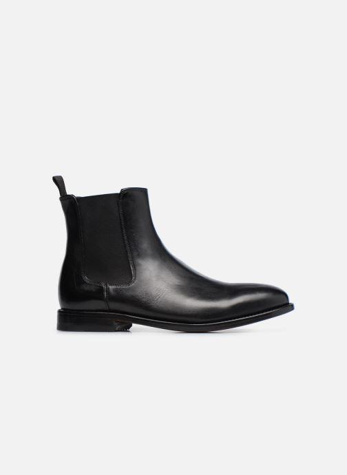 Bottines et boots Clarks Ellis Franklin Noir vue derrière