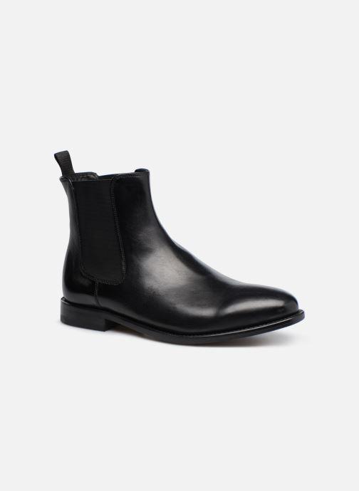 Boots en enkellaarsjes Clarks Ellis Franklin Zwart detail
