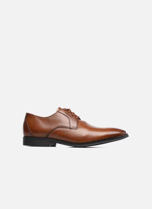 Chaussures à lacets Clarks Gilman Lace Marron vue derrière
