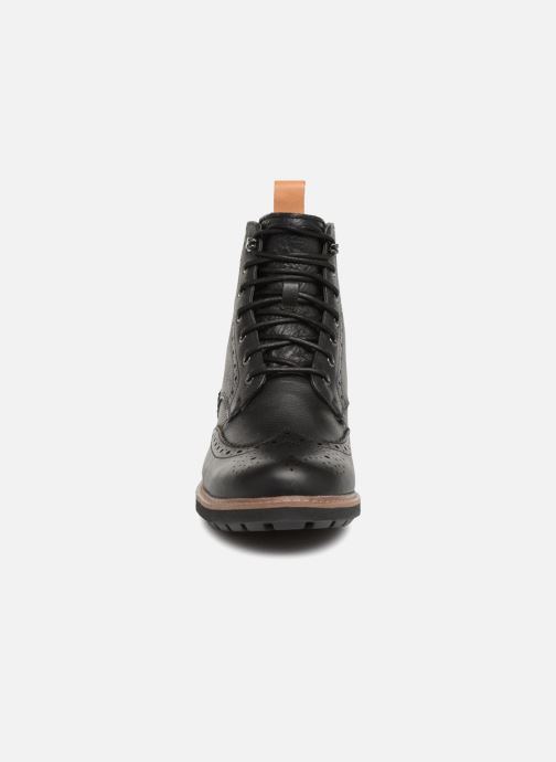 Ankle boots Clarks Batcombe Lord Black model view