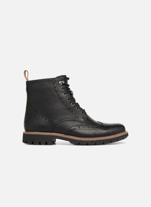 Ankle boots Clarks Batcombe Lord Black back view