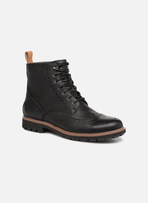 Stiefeletten & Boots Clarks Batcombe Lord schwarz detaillierte ansicht/modell