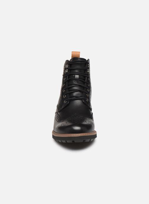 Bottines et boots Clarks Batcombe Lord Noir vue portées chaussures