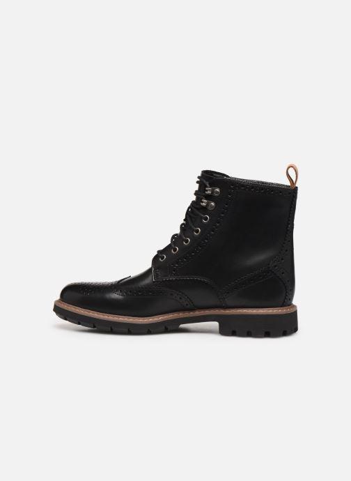 Stiefeletten & Boots Clarks Batcombe Lord schwarz ansicht von vorne
