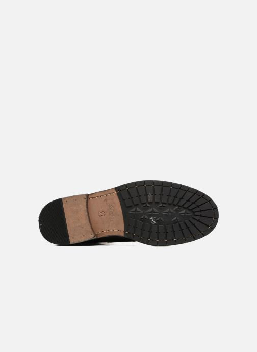 Ankle boots Clarks Clarkdale Bud Black view from above