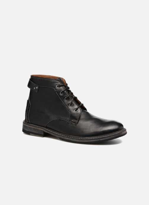 Ankle boots Clarks Clarkdale Bud Black detailed view/ Pair view