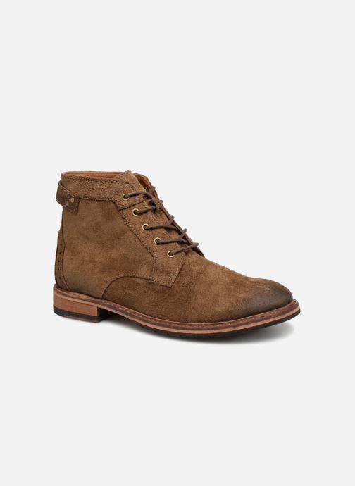 Stiefeletten & Boots Clarks Clarkdale Bud grün detaillierte ansicht/modell