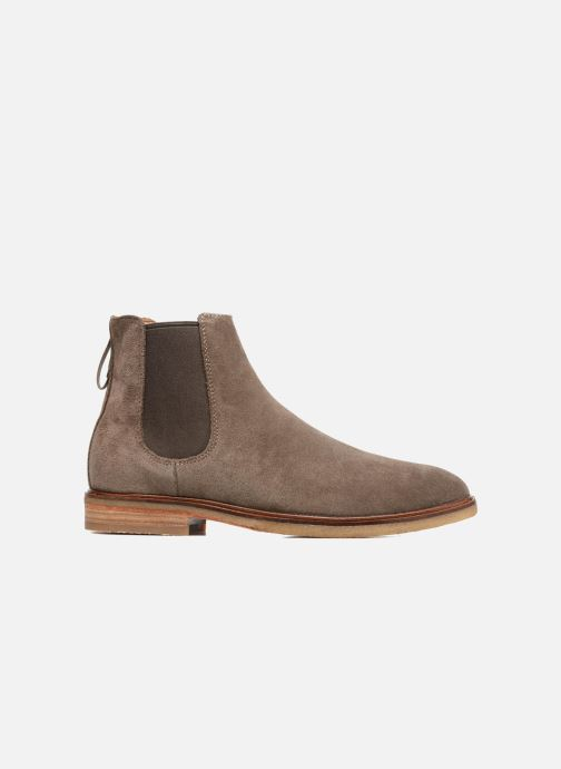 Boots en enkellaarsjes Clarks Clarkdale Gobi Bruin achterkant