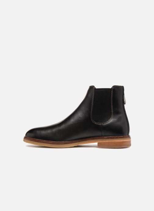 Bottines et boots Clarks Clarkdale Gobi Noir vue face