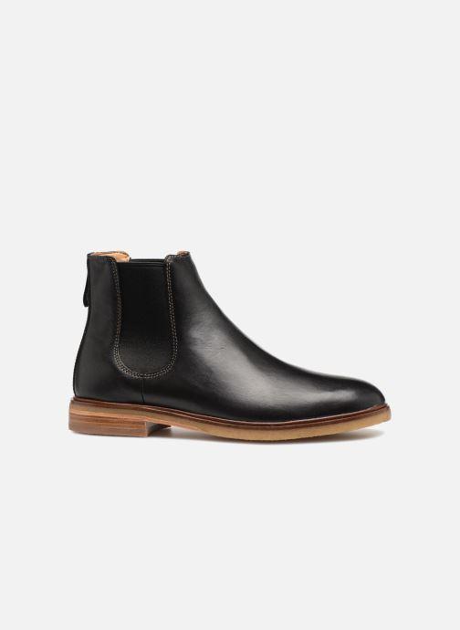 Bottines et boots Clarks Clarkdale Gobi Noir vue derrière