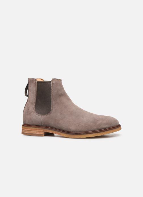 Bottines et boots Clarks Clarkdale Gobi Marron vue derrière