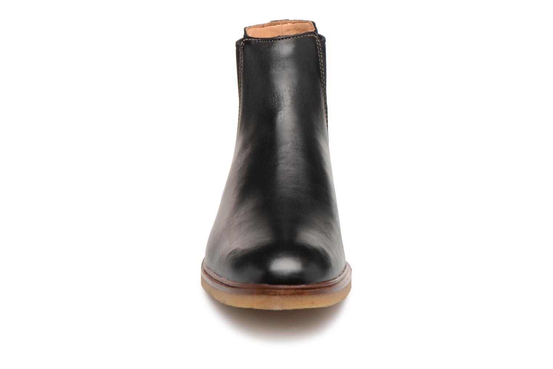 Stiefeletten & Boots Clarks Clarkdale Gobi schwarz schuhe getragen