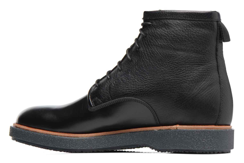 Boots en enkellaarsjes Clarks Modur Hi Zwart voorkant