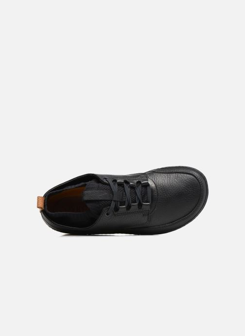 Trainers Clarks Nature IV. Black view from the left