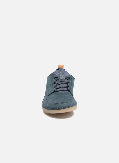 Sneakers Clarks Nature IV. Blauw model