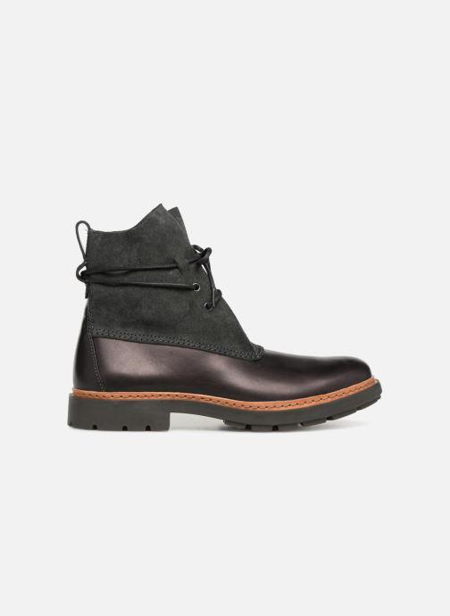 Bottines et boots Clarks Trace Dusk Noir vue derrière