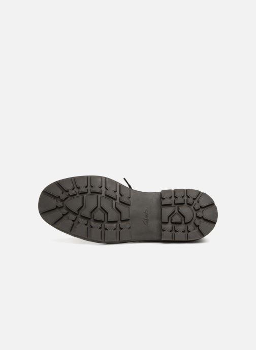 Bottines et boots Clarks Trace Dusk Noir vue haut