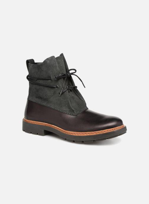 Bottines et boots Clarks Trace Dusk Noir vue détail/paire