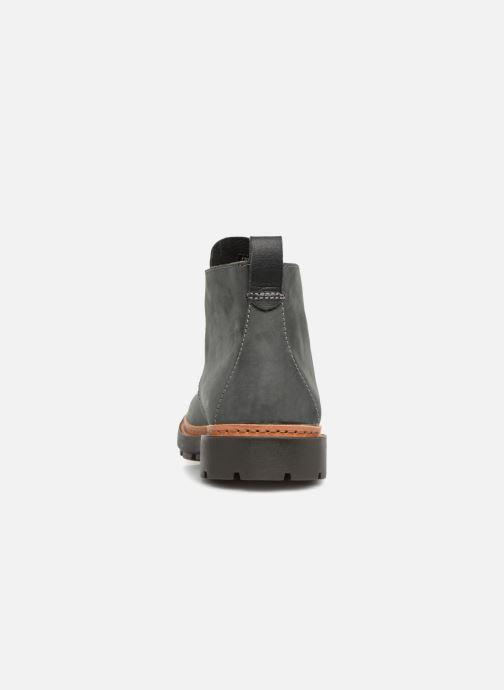 Stiefeletten & Boots Clarks Trace Flare grau ansicht von rechts