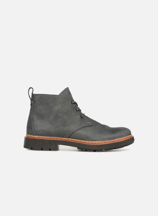 Bottines et boots Clarks Trace Flare Gris vue derrière
