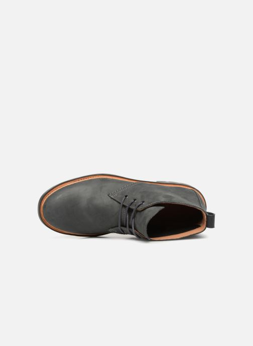 Stiefeletten & Boots Clarks Trace Flare grau ansicht von links
